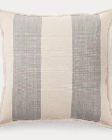 Graydon Striped Throw Pillow