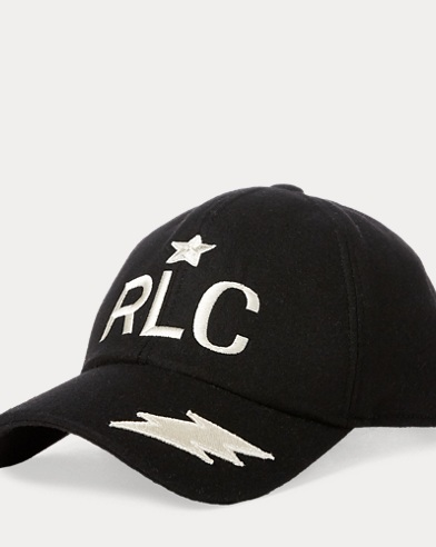 Lightning Bolt Wool Cap