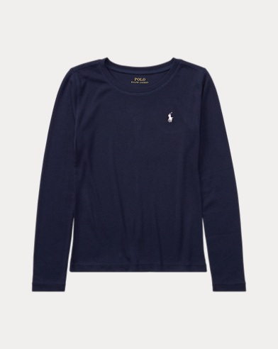 Pony Long-Sleeve T-Shirt