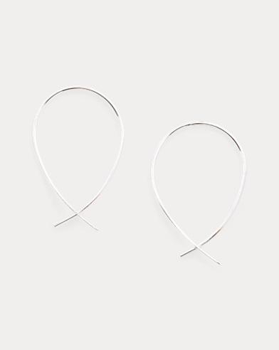 Threader Metal Earrings