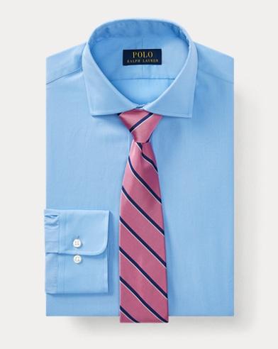 Solid Poplin Regent Shirt