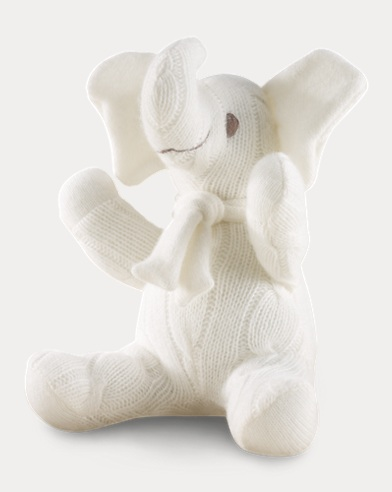 Small Cashmere Elephant
