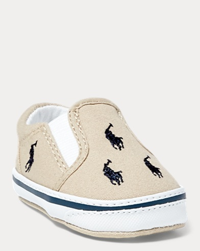 Allover Pony Slip-On