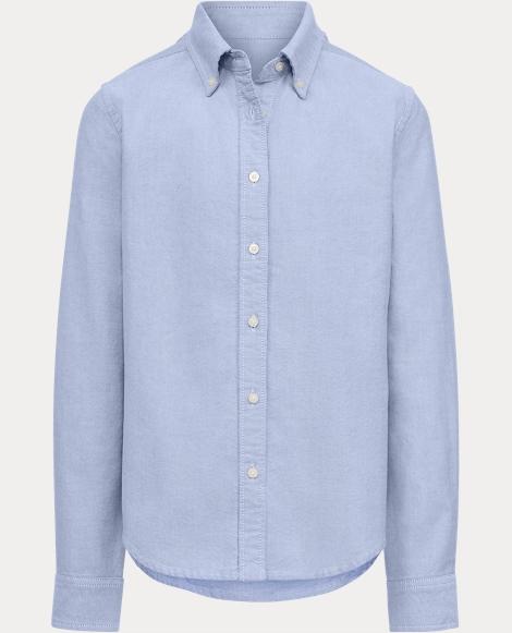 Girls' Oxford Shirt
