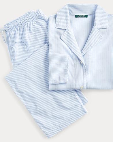Bengal-Stripe Pajama Set