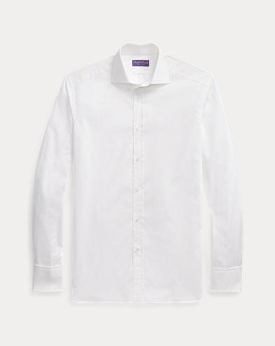 French Cuff Poplin Shirt