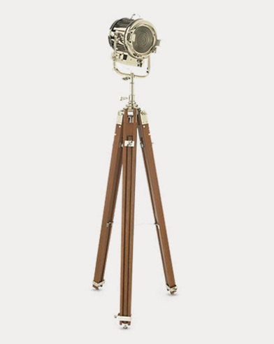 Montauk Tripod Searchlight