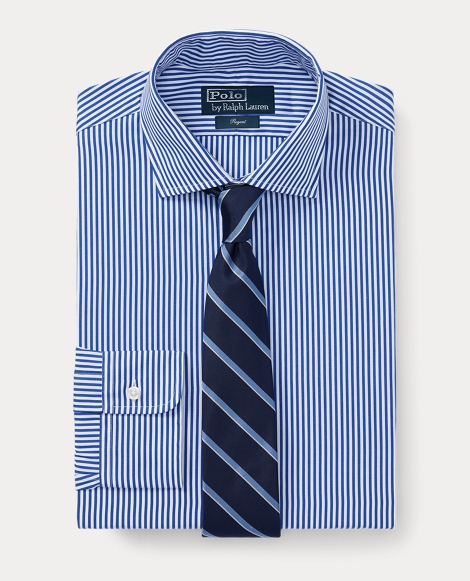 Regent Striped Dress Shirt