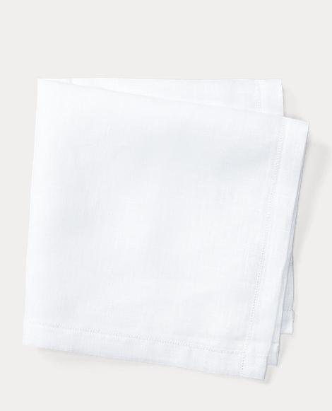 Irish Linen Pocket Square