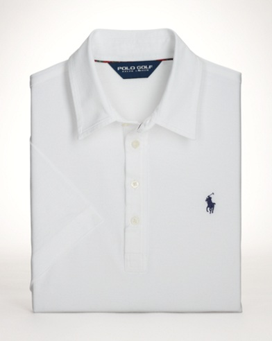 Cotton Lisle Polo Shirt