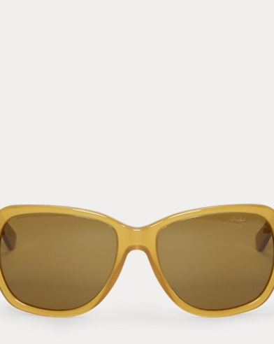 Large Overlay Sunglasses