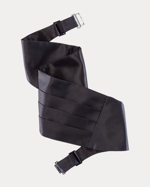 produt-image-0.0. Men Tailored Shop Ties, Bow Ties & Pocket Squares Silk  Cummerbund. Polo Ralph Lauren