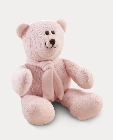 Large Cashmere Bear