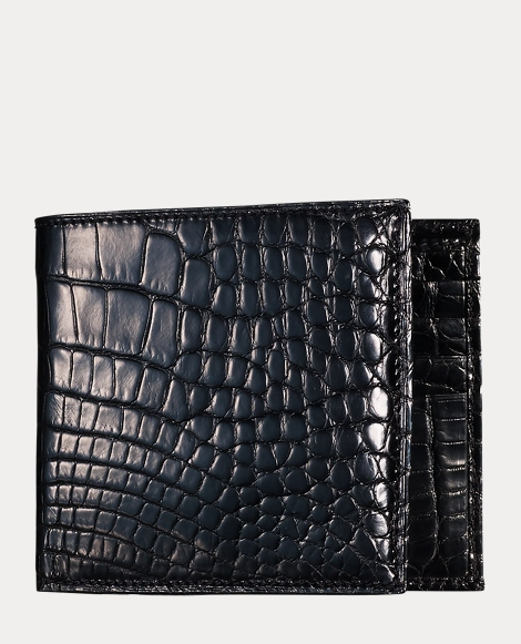 Alligator Hipster Wallet