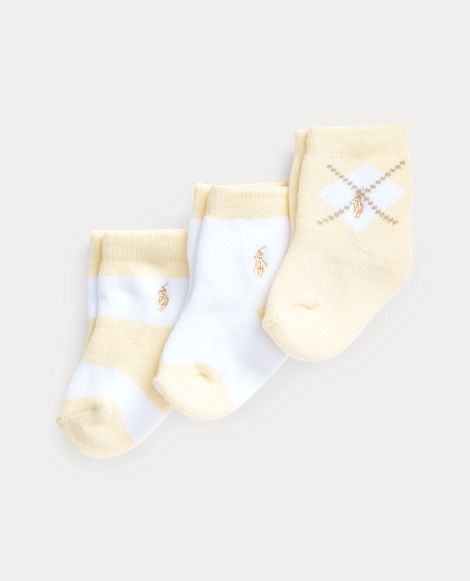 Argyle Rugby Terry 3-Pack