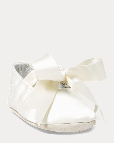 Briley Satin Slipper