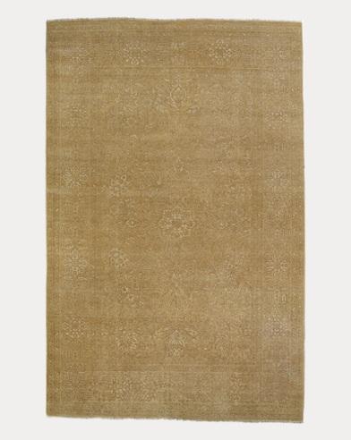 Harper Tonal Gold Wool Rug