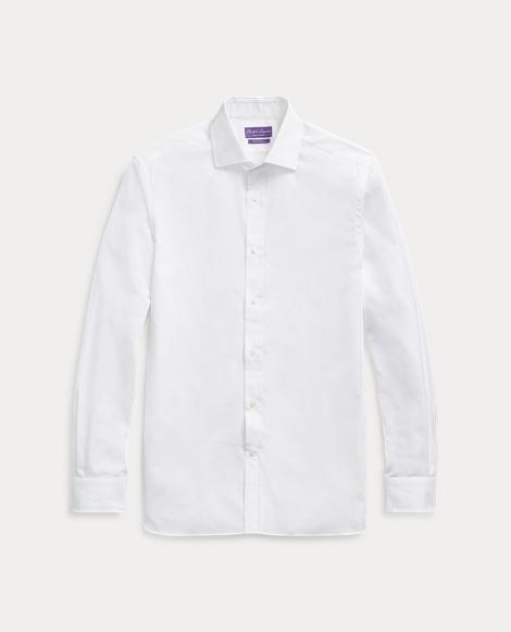 Cotton Poplin Dress Shirt