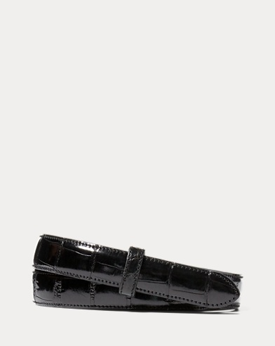 Alligator Belt Strap