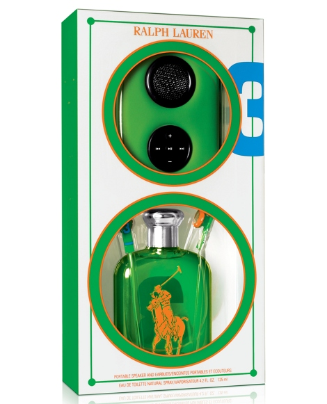 Big Pony RL Green Speaker Set
