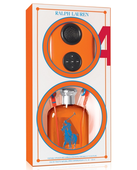 Big Pony RL Orange Speaker Set