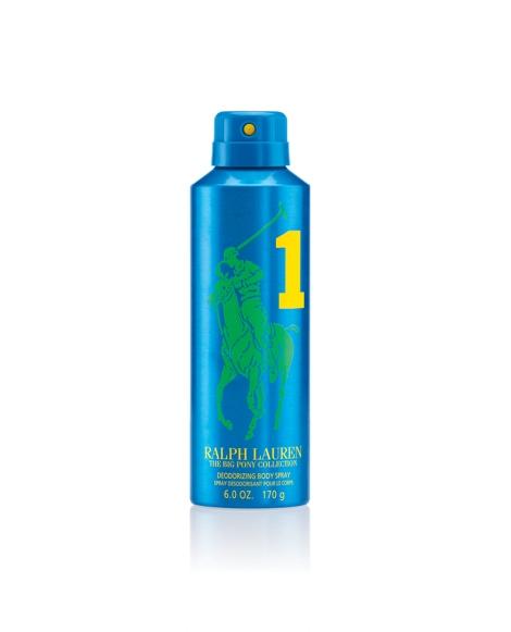 Big Pony RL Blue Body Spray