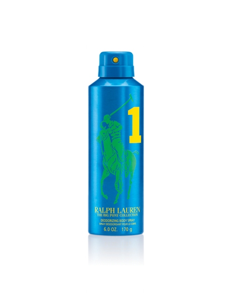 Big Pony RL Blue Body Spray