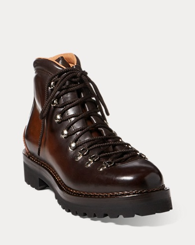 Fidel II Hand-Burnished Boot
