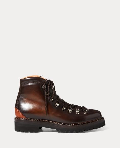 Fidel II Hand-Burnished Boot