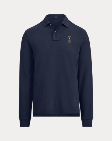 eb9a3db7 Men's Polo Shirts - Long & Short Sleeve Polos | Ralph Lauren