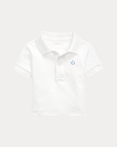 Baby Boy Dog Polo Shirt