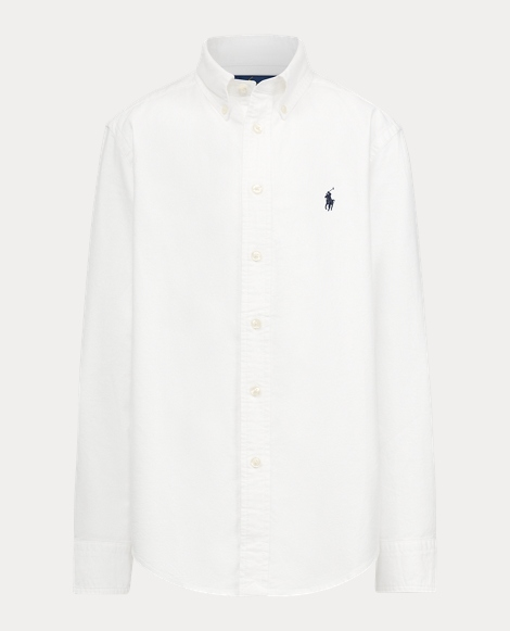 Boy's Oxford Shirt