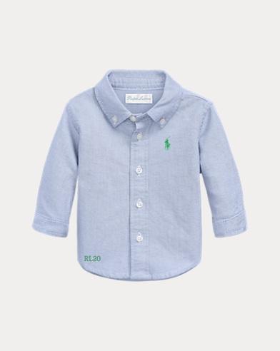 Baby Boy Oxford Shirt