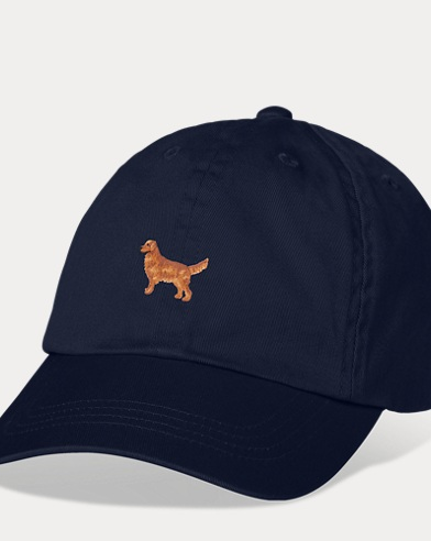Girl's Dog Baseball Cap