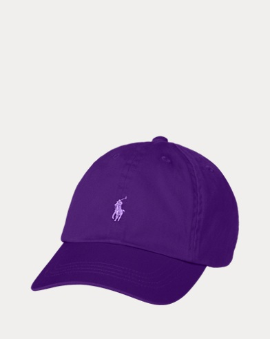 Girl's Chino Baseball Cap