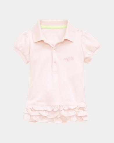 Baby Girl Polo Dress